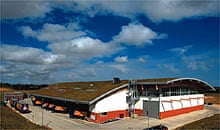 Adnams brewery, Southwold, Suffolk