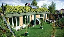 Honingham earth-sheltered social housing scheme, Honingham, Norfolk