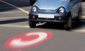London's Congestion Charge
