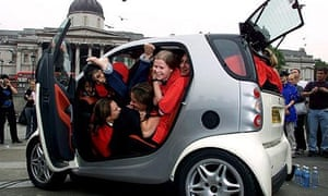 Share a car on National Liftshare Day