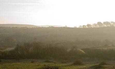 Hardy's Ridge, Weymouth