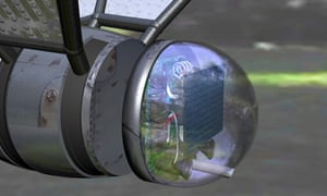 COM-BATis a six-inch surveillance device that is powered by solar, wind and vibrations
