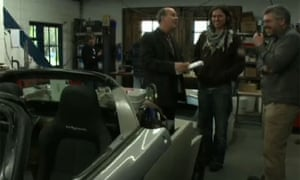 The makers of the Ecotricity electric car