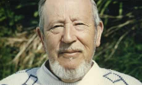 Eric Simms naturalist. Photograph: BBC