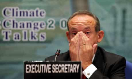 Bangkok climate change talks
