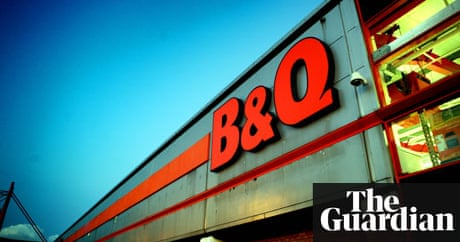 b q case study Case studies careers contact sales: b&q invests heavily in the delivery planning process the b&q network encompasses a wide range of customer delivery.