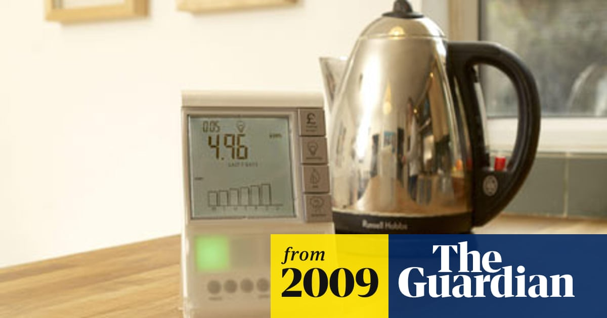 Best Electric Kettle 2020 Smart energy meters in every UK home by 2020 | Environment | The