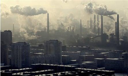 China - Environment - Pollution