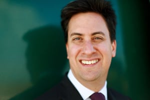 10:10 pledgers: Ed Miliband, secretary of state for energy and climate change