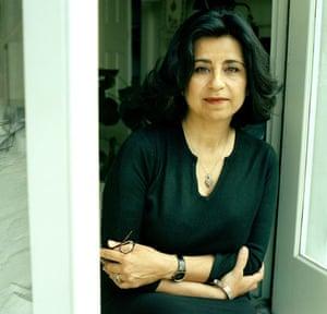 10:10 pledgers: Ahdaf Soueif, writer