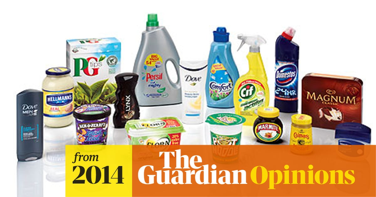 Procter Gamble And Unilever Adapt Marketing To Empowered Consumers Guardian Sustainable Business The Guardian