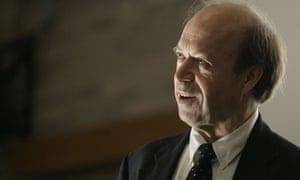 James Hansen, climate change expert