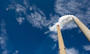 'Clean coal' plant using carbon sequestration