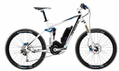 Bike Blog - Haibike e-bike