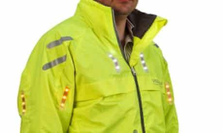 Bike Blog - Visijax high viz jacket