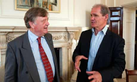 Ken Clarke is interviewed by Erwin James