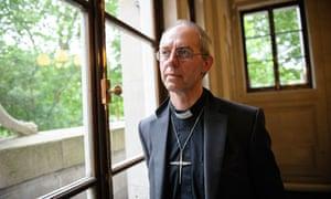Justin Welby, the bishop of Durham