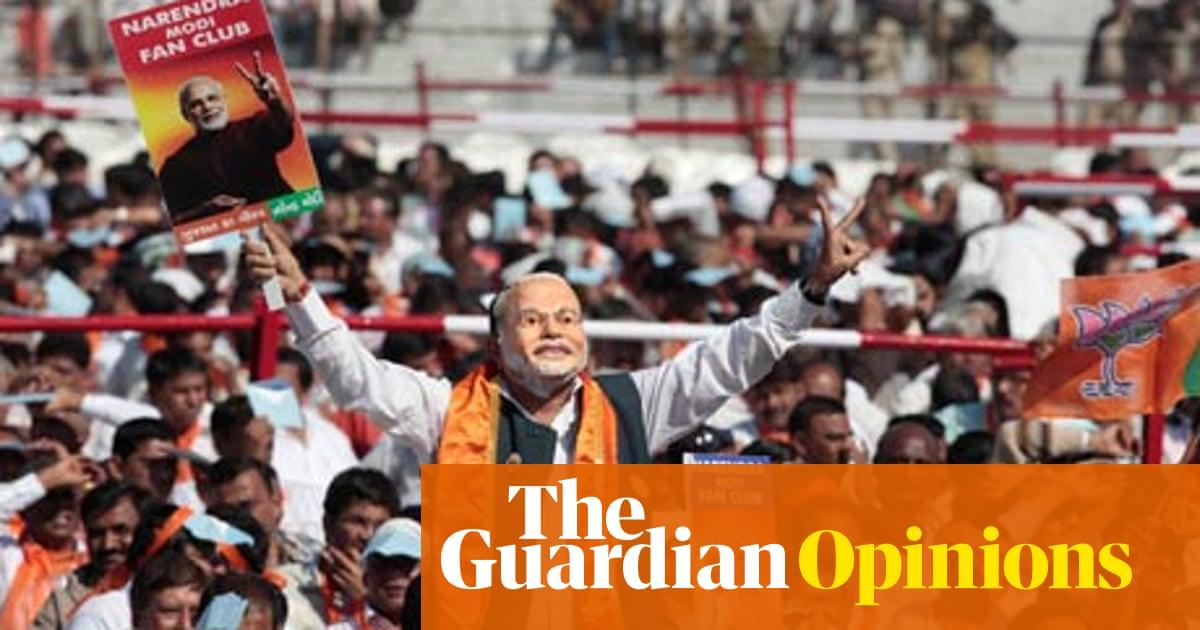 Indian fantasies about Gujarat and Narendra Modi   Dibyesh Anand