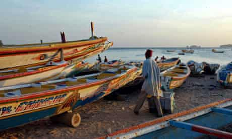 Senegal fishing