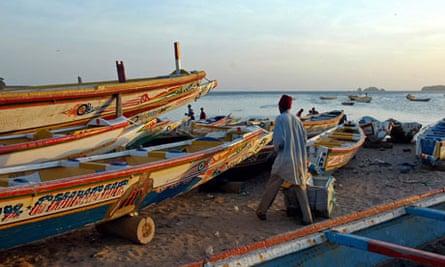 Senegal fishing