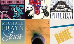 Man Booker prize 2012