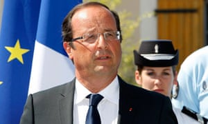 France's President François Hollande