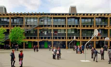 Mossbourne academy, London, United Kingdom