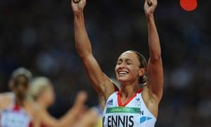 Olympian Jessica Ennis