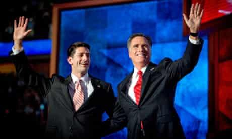 US - Politics - Republican National Convention 2012