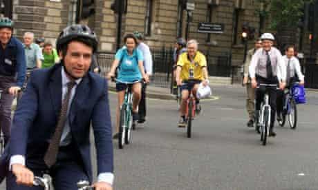 Bike Blog - cycling MPs