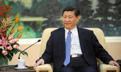 Communist Party leader Xi Jinping