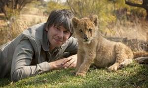 Brian Cox in South Africa