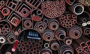 Posco steel products