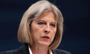 Theresa May keynote