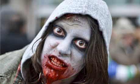 11th Annual Zombie Walk in Toronto