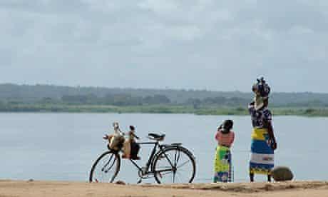 Zambezi River, Mozambique, Africa