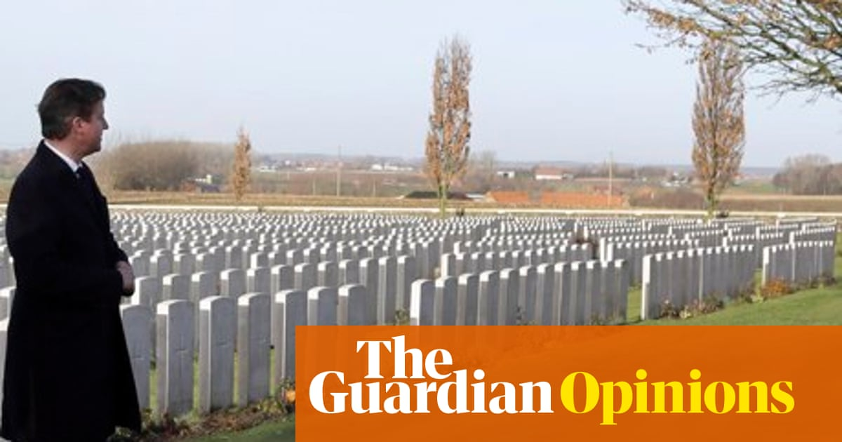 What if the Germans had won the first world war? | Martin Kettle