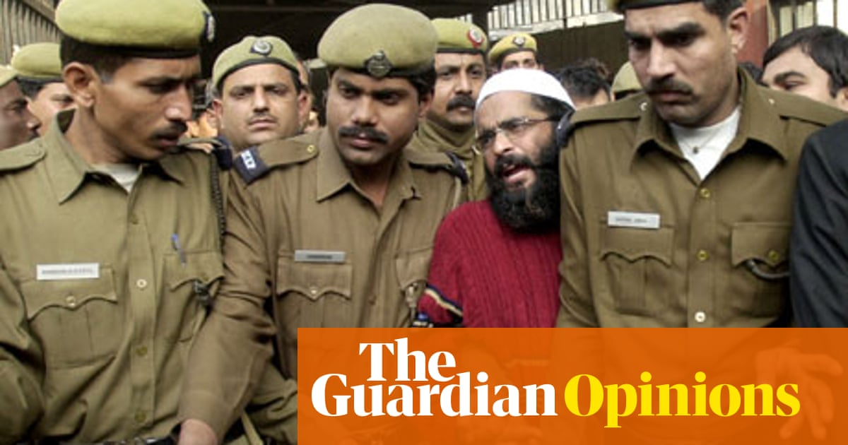 The hanging of Afzal Guru is a stain on India's democracy