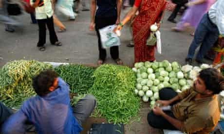 Mumbai vegetable sellers