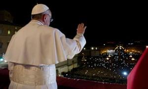 Jorge Mario Bergoglio, Pope Francis