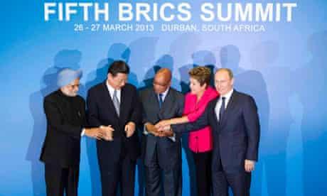Brics summit leaders