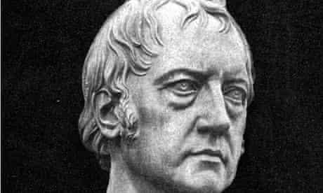 Philosopher Hegel
