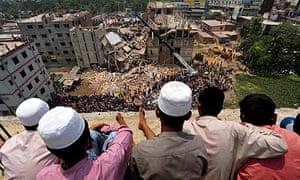 MDG: Rana Plaza Bangladesh