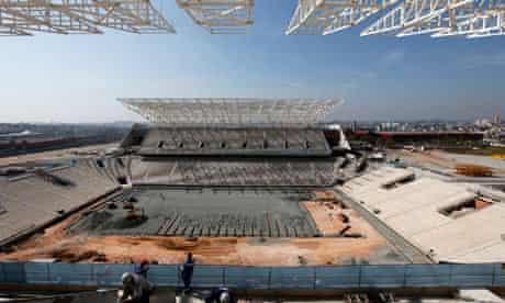Arena Sao Paulo stadium