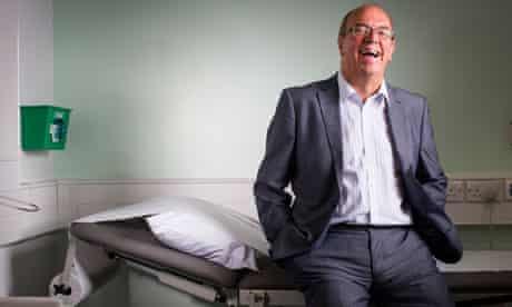 David Nicholson, Chief Executive of NHS England Chief Executive of NHS England