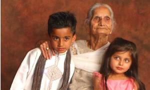 sant kaur bajwa Britain's oldest woman dies
