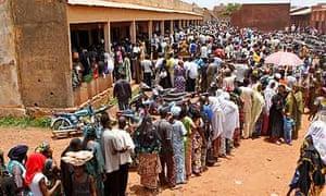 MDG: Presidential elections in Mali