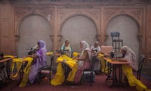 Indian widows