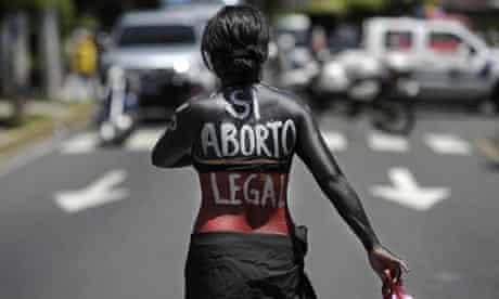 El Salvador abortion