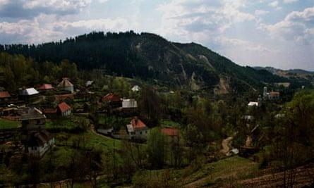 Rosia Montana, Romania